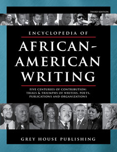 Encyclopedia of African-American Writing: Five Cen