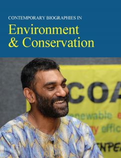 Contemporary Biographies in Environment & Conserva