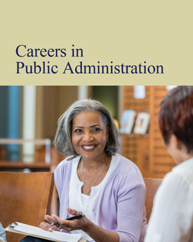 Careers in Public Administration