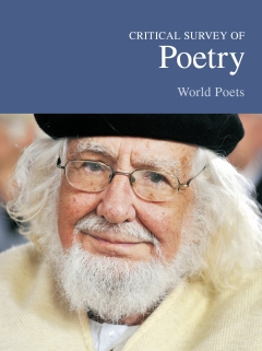 Critical Survey of Poetry: World Poets