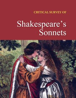 Critical Survey of Shakespeare's Sonnets