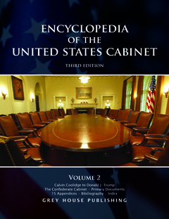Encyclopedia of the United States Cabinet, Third E