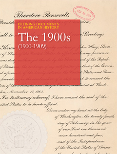 Defining Documents in American History: The 1900s