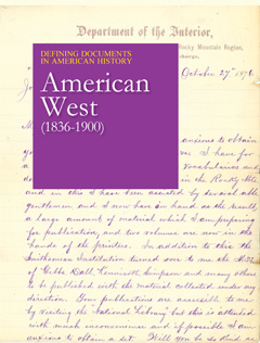 Defining Documents in American History: The Americ