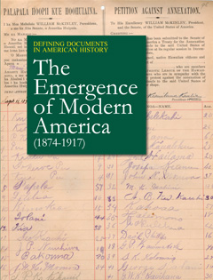 Defining Documents in American History: The Emerge