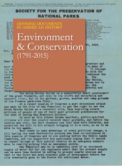 Defining Documents in American History: Environmen