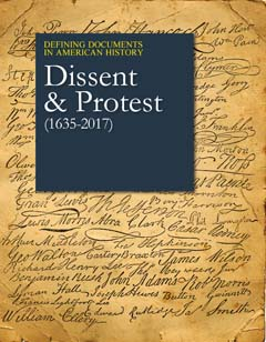 Defining Documents in American History: Dissent an