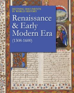 Defining Documents in World History: Renaissance &
