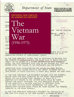 Defining Documents in American History: The Vietna