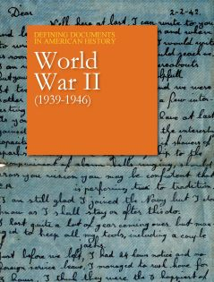Defining Documents in American History: World War