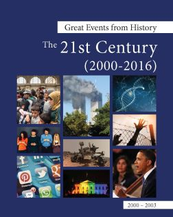 Great Events from History: The 21st Century (2000-
