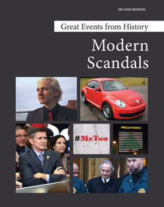 Great Events from History: Modern Scandals, Second