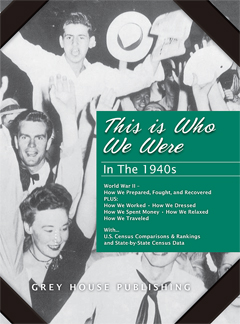 This Is Who We Were: In The 1940s