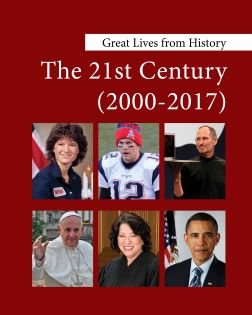 Great Lives from History: The Twenty-First Century