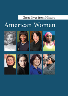 Great Lives from History: American Women