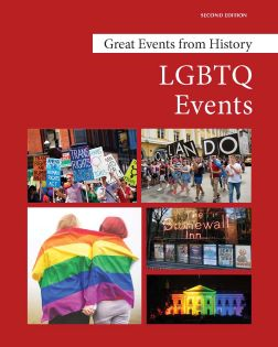 Great Events from History: LGBTQ, 2nd Edition