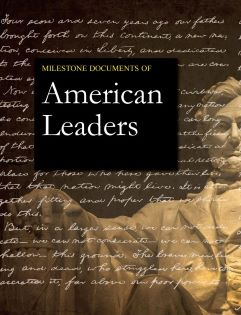 Milestone Documents of American Leaders, Second Ed