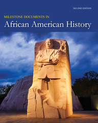 Milestone Documents in African American History, S
