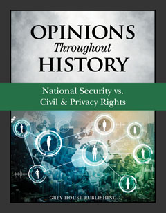 Opinions Throughout History – National Security vs