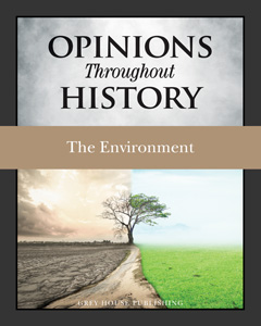 Opinions Throughout History – The Environment