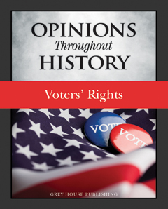 Opinions Throughout History – Voters' Rights
