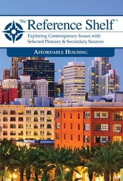 The Reference Shelf: Affordable Housing