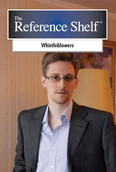 The Reference Shelf: Whistleblowers