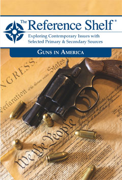The Reference Shelf: Guns in America