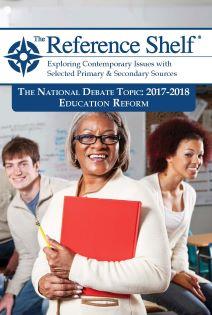 The Reference Shelf: U.S. Natl Debate Topic 2017-2