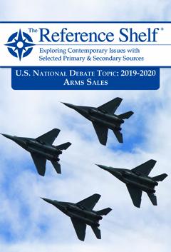The Reference Shelf: U.S. Natl Debate Topic 2019-2