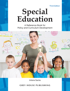 Special Education: A Reference Book for Policy and