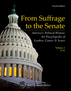 From Suffrage to the Senate America's Political Wo