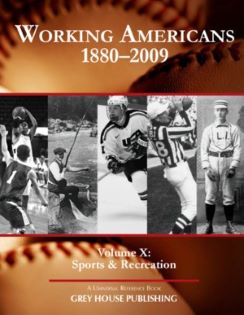 Working Americans Vol. 10: Sports & Recreation