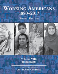 Working Americans Vol. 8: Immigrants, 2nd Edition