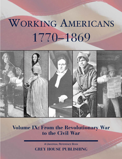 Working Americans Vol. 9: From the Revolutionary W