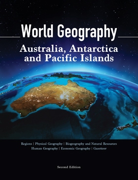 World Geography: Australia, Antarctica and Pacific