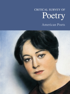 Critical Survey of Poetry: American Poets