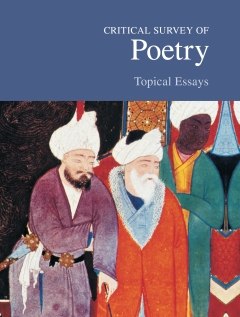 Critical Survey of Poetry: Topical Essays