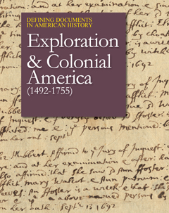 Defining Documents in American History: Exploratio